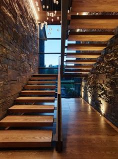 20 graceful rustic staircase designs that you will love 20 graceful rustic stair designs you will love - decoration de - . 20 graceful rustic staircase designs that you will love Jennyfer A Wooden Staircase Design, Rustic Staircase, Staircase Ideas, Staircase Remodel, Open Staircase, Railing Ideas, Railing Design, Spiral Staircases, Staircase Makeover