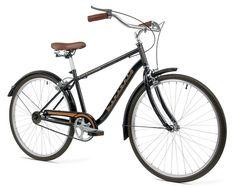 Bicicleta Mercurio London Urban