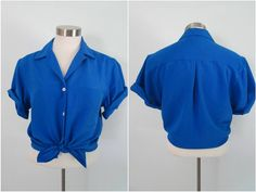 1980s Christian Dior Blouse Oversized by rileybellavintage on Etsy, $38.00