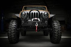 Mopar Jeep Wrangler Sand Trooper (5)