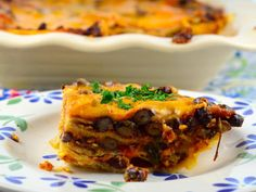 Make and share this Black Bean and Tortilla Bake recipe from Food.com.