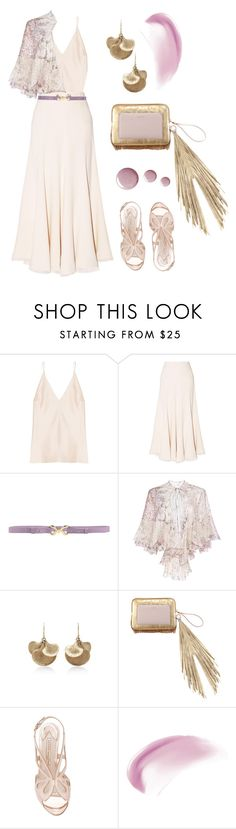 """Summer into Fall"" by dominosfalldown ❤ liked on Polyvore featuring Juan Carlos Obando, Gabriela Hearst, Moschino Cheap & Chic, Etro, Annette Ferdinandsen, The Volon, Sophia Webster, NARS Cosmetics, Topshop and fallwedding"