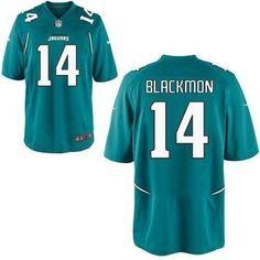 a35cdd54d Justin Blackmon Jacksonville Jaguars Nike NFL Jersey JAGS NWT