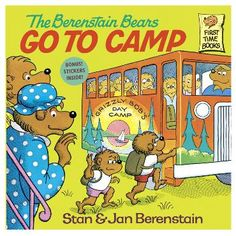 The Berenstain Bears Go to Camp $3.49