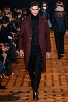Officine Generale Fall 2018 Menswear Collection - Vogue
