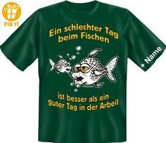 Hemden & T-shirts Gerade Cooles Angel Fun T-shirt Gräten Bedruckt Angeln Fischen Fishing