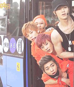 Look at Ricky and L.Joe dive