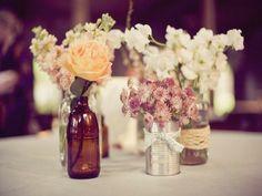 Elegant wedding decorations on a budget