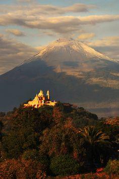 """Popocatépetl, Mexico Cristobal Garciaferro Rubio """
