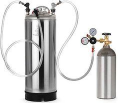 Homebrew Beer Kegging System