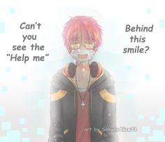 Behind 707's smile ::Mystic Messenger:: by SakuraAlice33