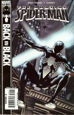 The Amazing Spider-Man #541 - Back In Black (Part 3 of 5) (Issue)