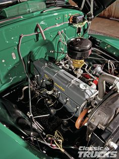 chevrolet and cu in cylinder engine rebuild workshop 1950 chevrolet trucks straight six 1951 chevrolet 3100 216 inline six engine