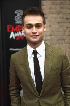 Douglas Booth Photos Photos - Actor Douglas Booth attends the THREE Empire awards at The Roundhouse on March 19, 2017 in London, England. - Three Empire Awards - Roaming Arrivals