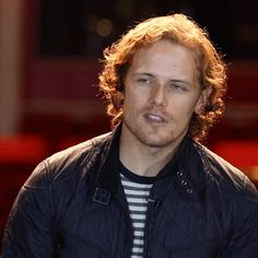 """outlassed: """"Because you can never have enough GIFs of Sam Heughan! Samheughan, Jamie Fraser, Watch V, Outlander, Tumblr, Gifs, People, Videos, Youtube"""