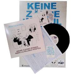 das aktuelle Album von KEINE ZÄHNE IM MAUL ABER LA PALOMA PFEIFEN (Broken Silence)