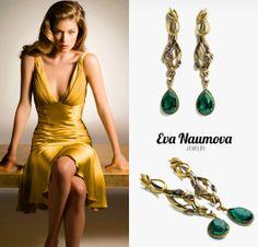 "Lovely Spring earrings / Серьги ""Любимая весна"" cеребро, позолота, аметисты, окрашенный кварц http://evanaumova.ru/lovely-spring-small-earrings"