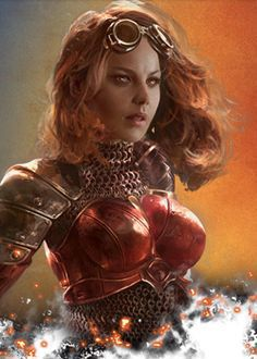 1000+ images about Magic the gathering on Pinterest ...  Chandra Nalaar M14