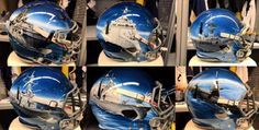 Navy's Ship-Inspired  Helmets For The 2015 Army Game
