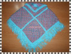 Resultado de imagen para telar cuadrado Lana, Crochet Top, Women, Google, Fashion, Fabrics, Wraps, Photos, Create