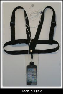 For all you sports and exercise enthusiasts:  Tech n Trek Harness.