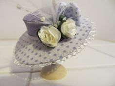 Dolls house hand made  barbie doll miniature hat by CAKEnCRUMBS, £8.00