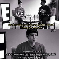 Being Honest, the Jay Park Way.