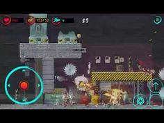Samurai robots game for Android by Cyborgs.pro Cyborgs Pro