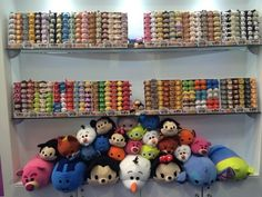 New tsum tsum coming out
