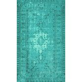 Found it at Wayfair - Hawkesbury Turquoise Southwestern Area Rug