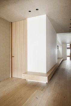 future home interior Bedroom Door Design, Home Room Design, Bedroom Doors, Home Interior Design, Interior Architecture, House Design, Interior Doors, Interior Design Minimalist, Modern Interior