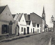 Fazuľová ulica Bratislava, Old Photos, Arch, Mesto, Landscape, Photography, Travel, Nostalgia, Times