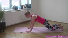 10 minut s Na Pilates - paže a zádové svaly