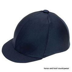 Bitz Hat Cover Lycra An elasticated lycra hat cover to fit most skull caps. Horse Riding Hats, Country Outfits, Baseball Hats, Skull, Navy, Stylish, Branding, Colours, Clothes