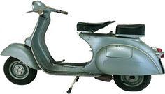Vespa 150 1960 (Museo Piaggio - Pontedera)