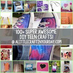 DIY_Teen_Crafts                                                                                                                                                                                 More
