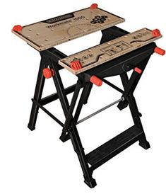 Black & Decker Workmate Workbench Brand New! -by# dealsea -kot will give you satisfactory :have listing_issue, let me know this listing--Black & Decker Workmate Workbench Brand New! -by# dealsea -kot Portable Workbench, Folding Workbench, Diy Workbench, Woodworking Bench, Woodworking Crafts, Woodworking Projects, Workbench Organization, Youtube Woodworking, Woodworking Magazine
