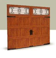 GALLERY® COLLECTION - Check out these vintage style steel garage doors with updated appeal