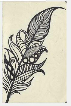 henna- plume