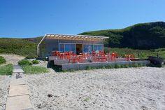 Beach Bar, Stokkøya. Photo: Per Atle Eliassen