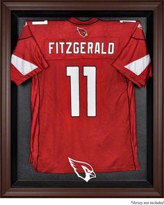d21c565899e Arizona Cardinals Framed Logo Jersey Display Case Arizona Cardinals  Football