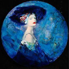 Richard Burlet's Art