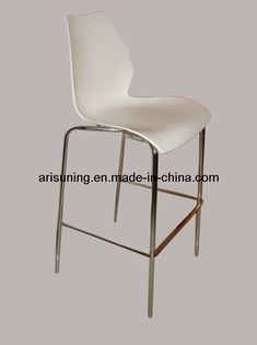 Plastic Modern Bar Chair (1019B) Folded : Unfolded. Usage : Bar. Color : as You Wish. Kind : Bar Chair. High quality under inspection of each plastic modern bar chair -can be used many different situation, like(meeting chair, office chair, dining ect) -injection moulded polypropylene seat and back -very stronger steel frame and chair-top -100kgs can be undertake chair on the weight Modern Bar, Bar Furniture, Bar Chairs, Steel Frame, Plastic, Dining, Top, Color, Home Decor