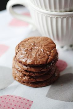 Lunni leipoo: Browniekeksit