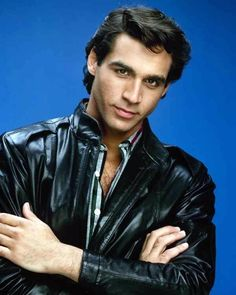 A young Adrian Paul, circa Colby's era.