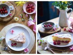 Křehký koláč s jablky – PĚKNĚ VYPEČENÝ BLOG Blog, Pancakes, Pudding, Breakfast, Desserts, Mascarpone, Morning Coffee, Tailgate Desserts, Deserts