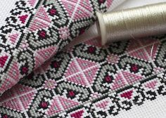 K&Y Ukraine: Вишиваймо разом + схема 031604 Cross Stitch Love, Cross Stitch Borders, Cross Stitch Samplers, Cross Stitch Designs, Cross Stitching, Cross Stitch Patterns, Basic Embroidery Stitches, Needlepoint Stitches, Cross Stitch Embroidery