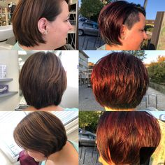 lucid nocturnes schwarzkopf 3-222 und 4-998 Nocturne, Dreadlocks, Make Up, Hair Styles, Beauty, Hairstyle, Nice Jewelry, Hair Plait Styles, Hairdos