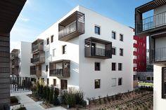 Archikubik > Eco Quartier Carnot-Verollot Ivry-sur-Seine | HIC Arquitectura