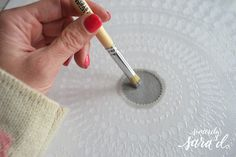 Cutting Edge Stencils shares how to create the perfect accent pillow to match your decor using the Funky Wheel Paint-A-Pillow kit. Cutting Edge Stencils, Stenciling, Perfect Pillow, Accent Pillows, Campaign, Kit, Medium, Painting, Decor